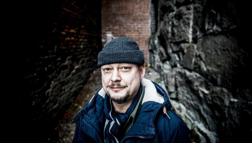 Gjør alt selv: Michael Krohn i Raga Rockers er ute med soloalbum. Foto: Thomas Rasmus Skaug.