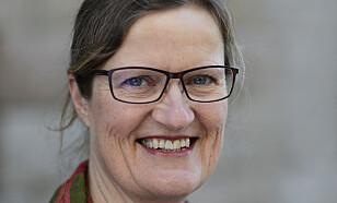 SAMVÆR: Professor i barnehagepedagogikk, Anne Greve, mener samvær med barna er bedre enn å gi gaver. Foto: Sonja Balci / HiOA