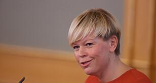 REFSER ERNA: Hege Liadal (Ap). Foto: Ap