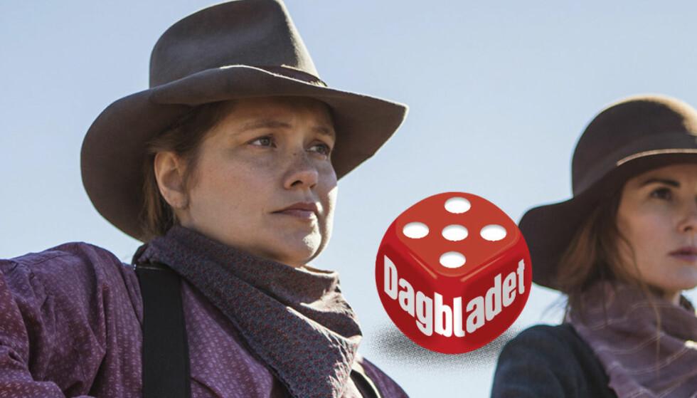 Åpningsscenen er grotesk, men westernserien «Godless» vil mer enn å sjokkere