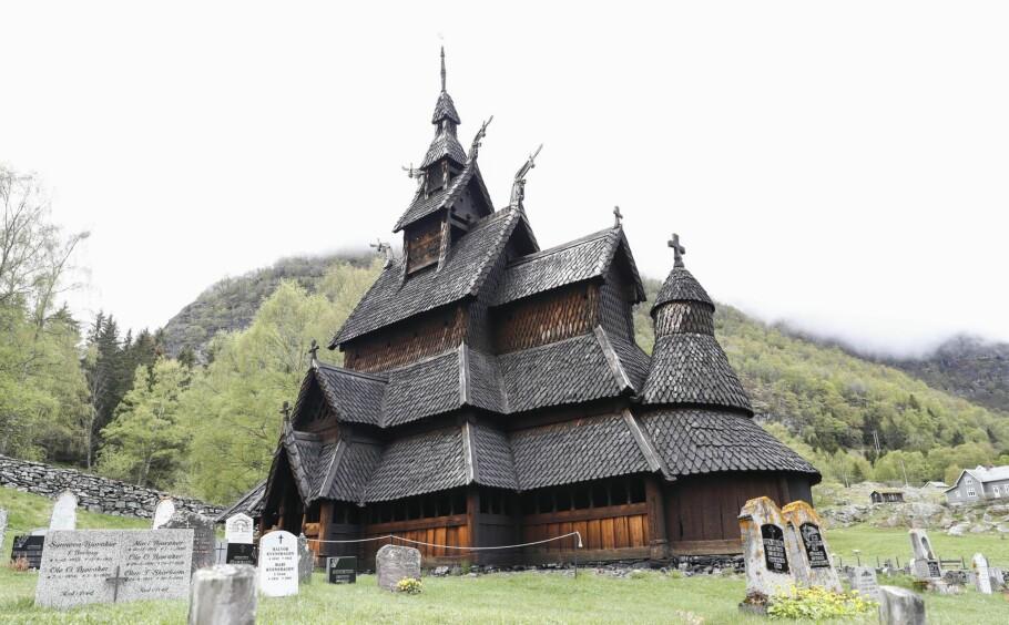 STAVKIRKE: Hva tenker du på når du hører ordet «kulturarv»? Foto: Scanpix