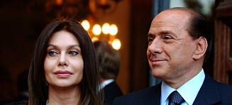 Ekskona må betale 580 millioner kroner til Berlusconi