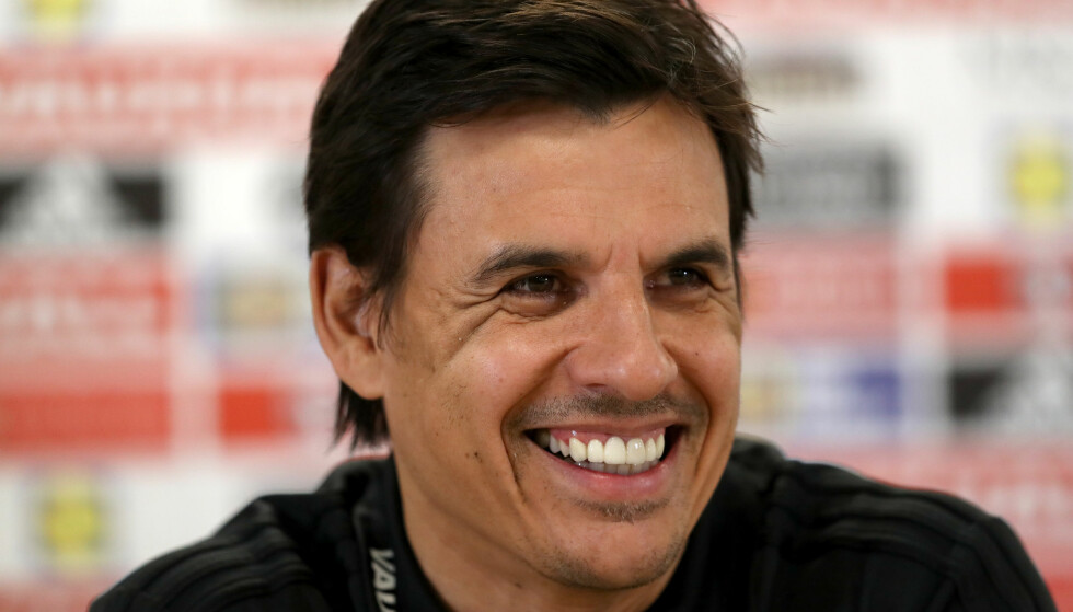 File photo dated 13-11-2017 of Wales manager Chris Coleman