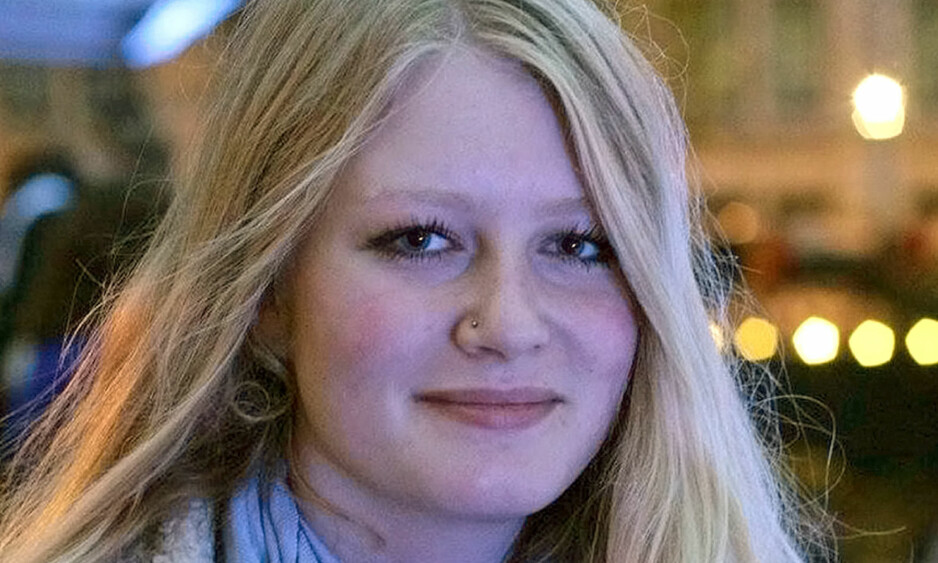 SAVNET: Gaia Pope (19) fra England har vært savnet siden 7. november. I dag har etterforskere gjort et likfunn, og sier det sannsynligvis er 19-åringen de har funnet. Foto: REX/Shutterstock/Scanpix