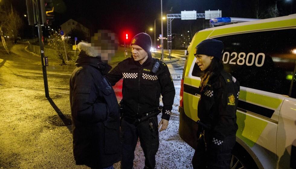 FOREBYGGER: Politiet i Oslo øst er bekymret over den økende grove volden, og kriminaliteten i ungdomsmiljøene. FOTO: HENNING LILLEGÅRD