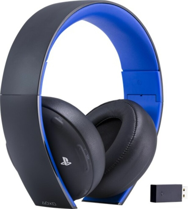 Foto: Sonys eget Playstation headset