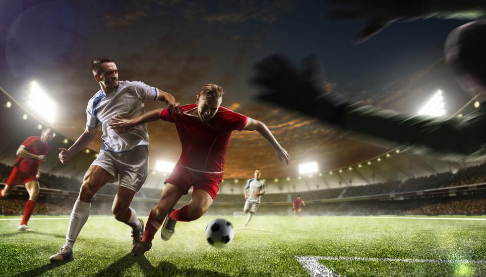 Hva med en fotballtur til England for å se favorittlaget ditt spille? Foto: NTB Scanpix