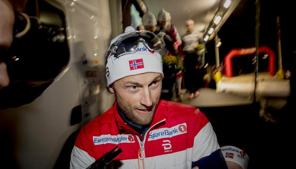 INTERN SAK: Norges Skiforbund tar Petter Northug-saken internt . Foto: Bjørn Langsem / Dagbladet