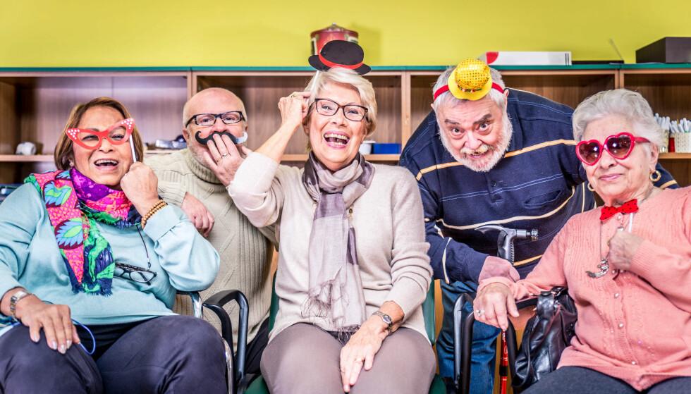 Frykter det verste: Spaltist i Magasinet, Kjartan Brügger Bjånesøy, skriver at han vet at alderdommen kommer til å intreffe, bare ikke når og i hvilken form. Han håper den blir mild, men frykter det verste. Foto: Shutterstock / NTB Scanpix