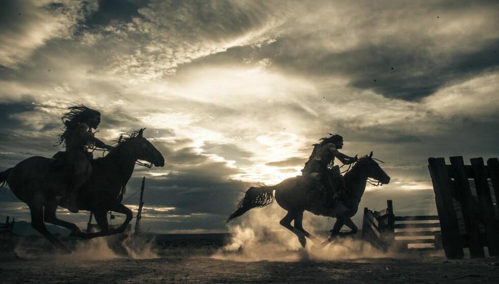 """EVENTYRET: Den tradisjonelle, norske bruken av ordet """"indianer"""" er nært forbundet med det mytiske og popkulturelle, her ved Hollywood-filmer som """"The Lone Ranger""""."""