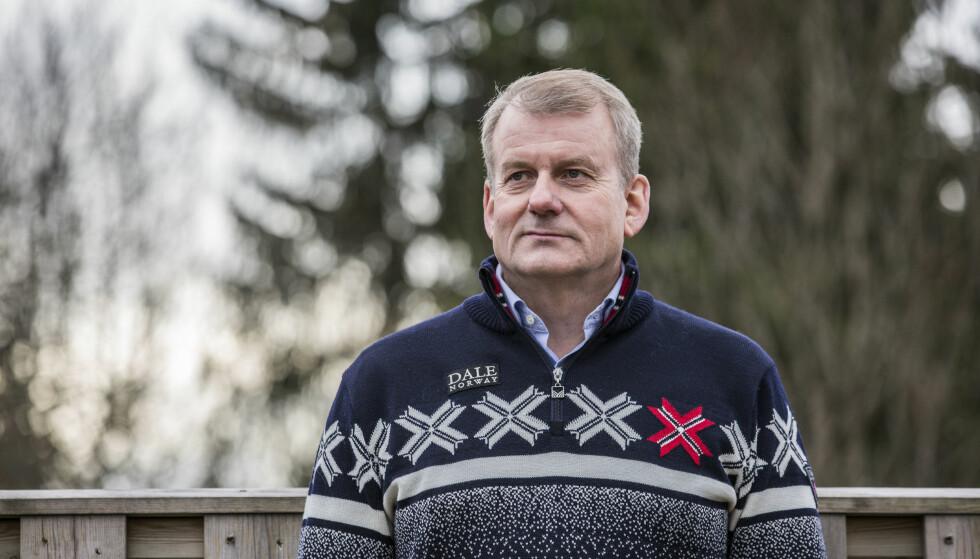 VIL HA MED KVINNENE: Erik Røste vil ha flere kvinnelige trenere og ledere. Foto: Mariam Butt / NTB scanpix