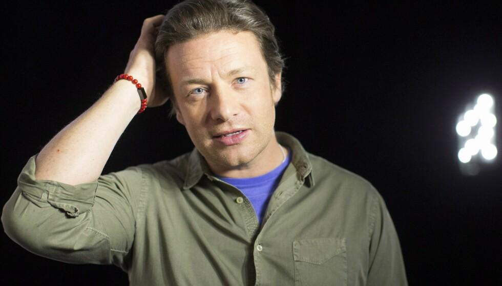 RESTAURANTKJEDENE KONKURS: Jamie Olivers restauranter i Storbritannia har åpnet konkurs, men de internasjonale restaurantene er foreløpig ikke berørt. FOTO: THE CANADIAN PRESS/Chris Young / NTB Scanpix