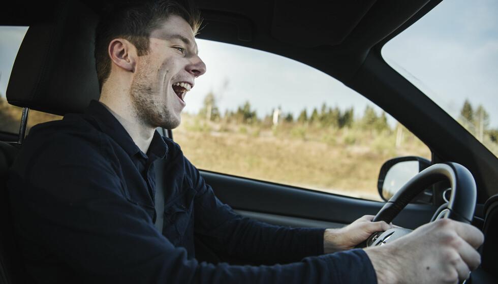 Familiebilen for de bilinteresserte