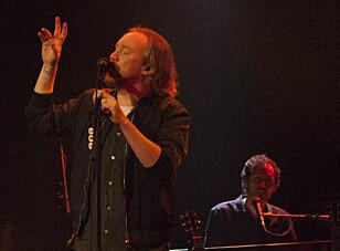 LIVE: Det er en del konsertopptak i «Winnerbäck - et slags liv», men det kunne gjerne vært flere.