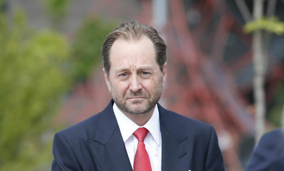 NORSKE SKOG: Kjell Inge Røkke og Ocanwood vil kjøpe Norske Skogs fabrikker. Foto: Lise Åserud / NTB scanpix