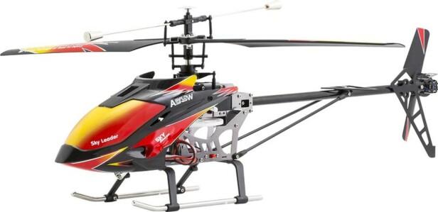 Ingen blir skuffet over å få et fjernstyrt helikopter i julegave. Kjøper du i dag ligger det på 50% rabatt.