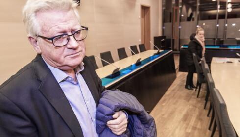 MOTSATTE SEG OBSERVASJON: Forsvarer Ulf Egil Hansen. Foto: Hans Arne Vedlog / Dagbladet