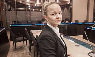 BEGJÆRTE OBSERVASJON: Politiadvokat Kirsti Jullum Jensen ved Troms politidistrikt. Foto: Hans Arne Vedlog / Dagbladet