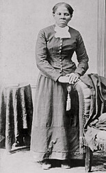 FRIGJORDE SLAVER: Harriet Tubman. Foto: NTB Scanpix