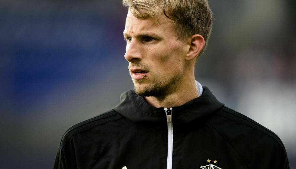 SLUTT: Rosenborgs solide sisteskanse André Hansen ga torsdag beskjed om at han er uaktuell for mer spill på landslaget.  Foto: Ole Martin Wold / NTB scanpix