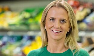 BILLIGST: Frukt og grønt er viktigst, men Kiwi vil være billigst på alle varer, forteller informasjonssjef Kristine Aakvaag Arvin.