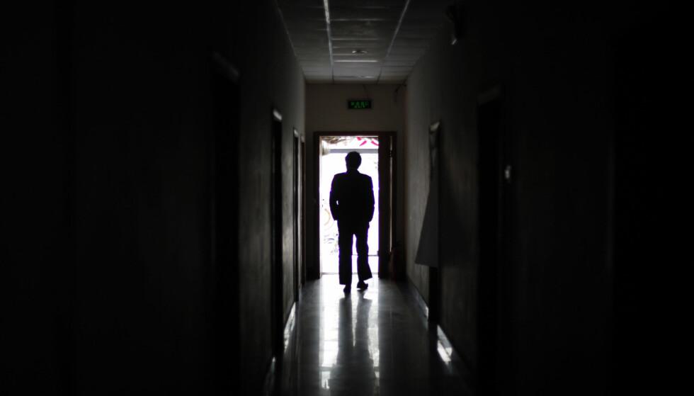 FENGSEL: Forskeren forteller hvordan politiet i Kina har lov til å holde en person opp til seks måneder på hemmelig sted - uten å få kommunisere med familie, eller få juridisk bistand.  . Illustrasjonsfoto: AP / Elizabeth Dalziel / NTB Scanpix