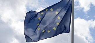 Nå ser vi hvorfor det er riktig å koble seg opp mot EUs klimapolitikk