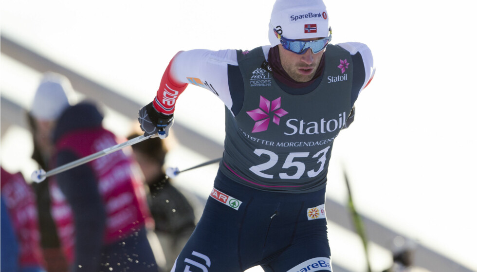 VIDERE: Petter Northug tok seg greit videre til sprintfinalene, Foto: Geir Olsen / NTB scanpix