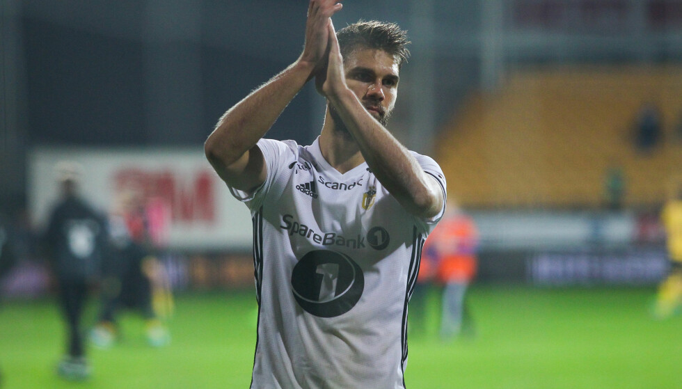 NY KLUBB: Jørgen Skjelvik forlater Rosenborg når hans kontrakt med serievinnerne går ut etter denne sesongen.   Foto: Fredrik Hagen / NTB scanpix