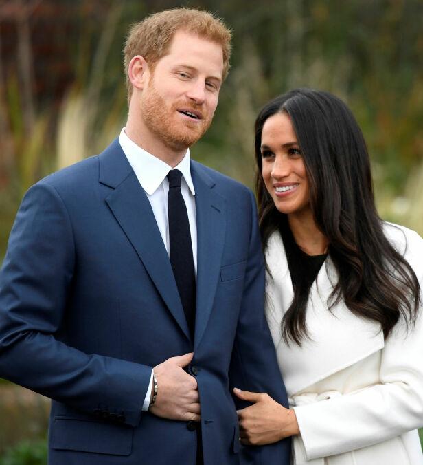 GIFTER SEG: Til våren blir prinsen og skuespilleren rette ektefolk. Foto: NTB scanpix
