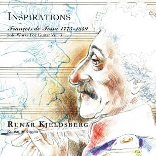 DEN TREDJE og siste dobbeltplaten med musikk av den fargerike Francois de Fossa.