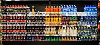 KrF åpner korken på gløtt: Sukkerfri brus kan bli reddet