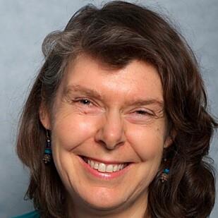 MINDRE MATSVINN: Mye kan gjøres når det gjelder matsvinn. Kast mindre, mener Helle Margrete Meltzer i Folkehelseinstituttet. (Foto: Fhi)