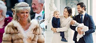 Prinsesse Birgitta dropper dåpen. Skylder på invitasjon-kluss: - Det er som det er