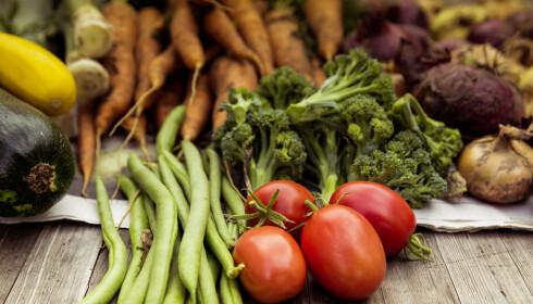 MER FRUKT OG GRØNT: Aller helst bør man spise nordiskproduserte grønnsaker, heter det i rapporten til Nasjonalt råd for ernæring. (Foto: Markus Spiske / Shutterstock / NTB scanpix)