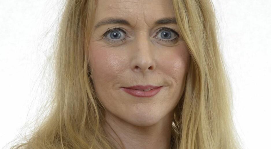 SLÅR ALARM: Miljöpartiet de Grönas utenrikspolitiske talsperson Pernilla Stålhammar. Foto: Pressebilde MDG