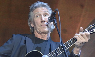 MØTER MOTSTAND: Roger Waters. Foto: Tor Erik H. Mathiesen