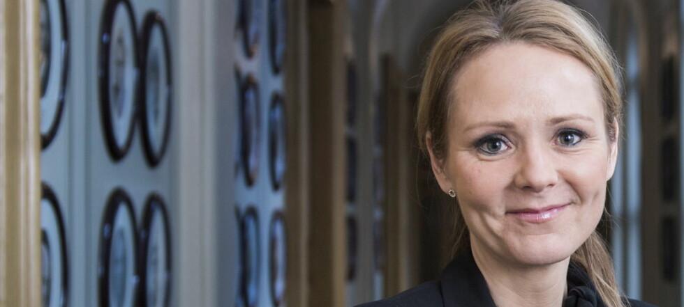 Høyres feminister er blitt øredøvende stille