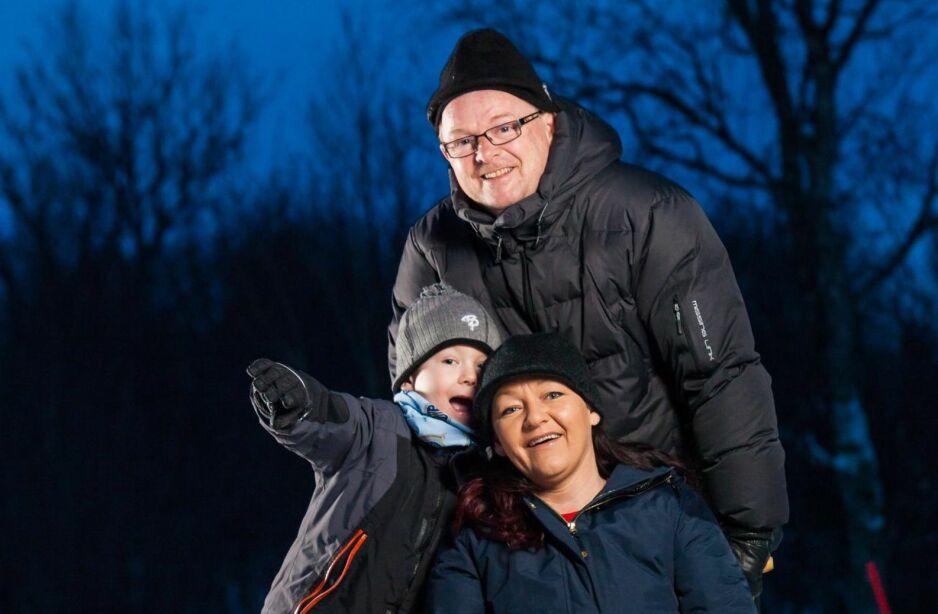 FRP: Statsråd Per Sandberg (57) er gift med Line M. Sandberg (48), statssekretær i Helsedepartementet. De er et av parene innenfor politikken som både deler seng og jobb. FOTO: MARIUS FISKUM