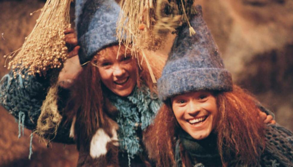 KAN IKKE STRØMMES: Alle julekalenderne til NRK som er produsert etter 1997 er ikke lenger tilgjengelig på nett-tv, inkludert «Jul i Blåfjell» og «Jul på Månetoppen». Foto: NRK