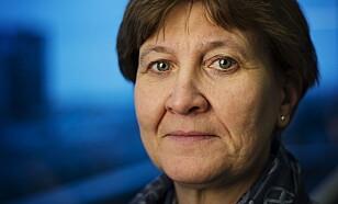 KRITISK: Mette Nord, leder i Fagforbundet. Foto: Benjamin A. Ward / Dagbladet