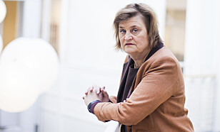 GLAD: Elin Ørjaseter mener det er bra saken skal prøves for retten. FOTO: Frida Marie Grande.