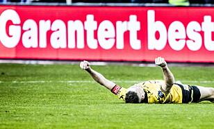 «GARANTERT BEST»: Frode Kippe. Foto: Christian Roth Christensen / Dagbladet