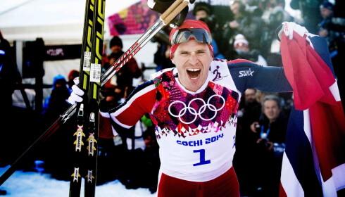 REGJERENDE MESTER: Ola Vigen Hattestad er tittelforsvarer på OL-sprinten, men det spørs om han noen gang kommer til startstrek i Pyeongchang. Foto: Thomas Rasmus Skaug / Dagbladet