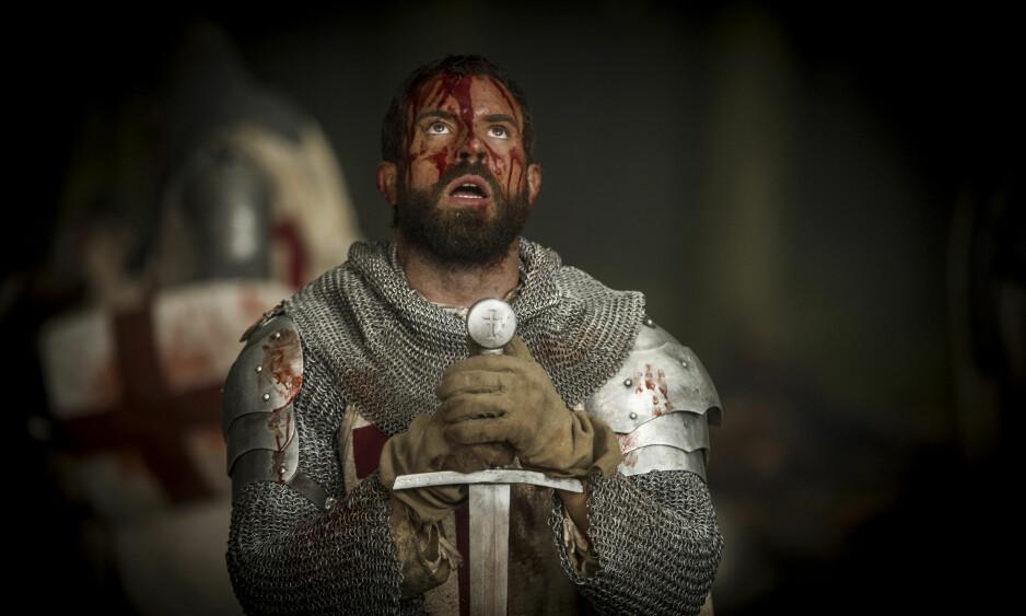 Den nye tempelridder-serien skulle investert mindre i blodfontener, og mer i manus og regi