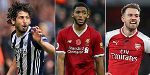 De ti mest undervurderte Premier League-spillerne denne sesongen