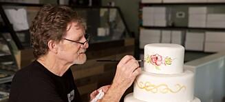 Jack nektet å lage kake til homobryllup. Nå har saken endt opp i høyesterett