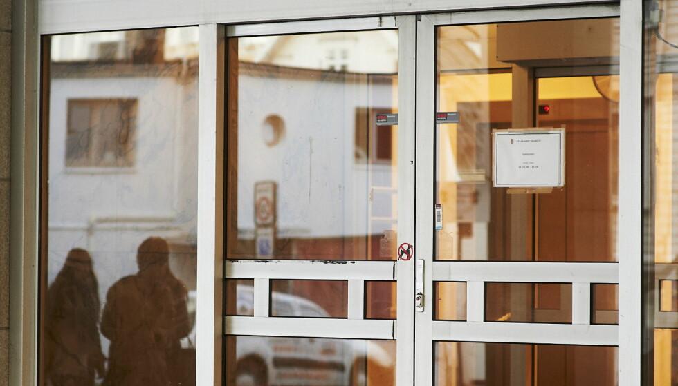 DOM: En 16 år gammel gutt er i Stavanger tingrett dømt til 21 dagers betinget fengsel for å ha filmet seksuell omgang han hadde med sin kjæreste. Foto: Kent Skibstad / NTB scanpix