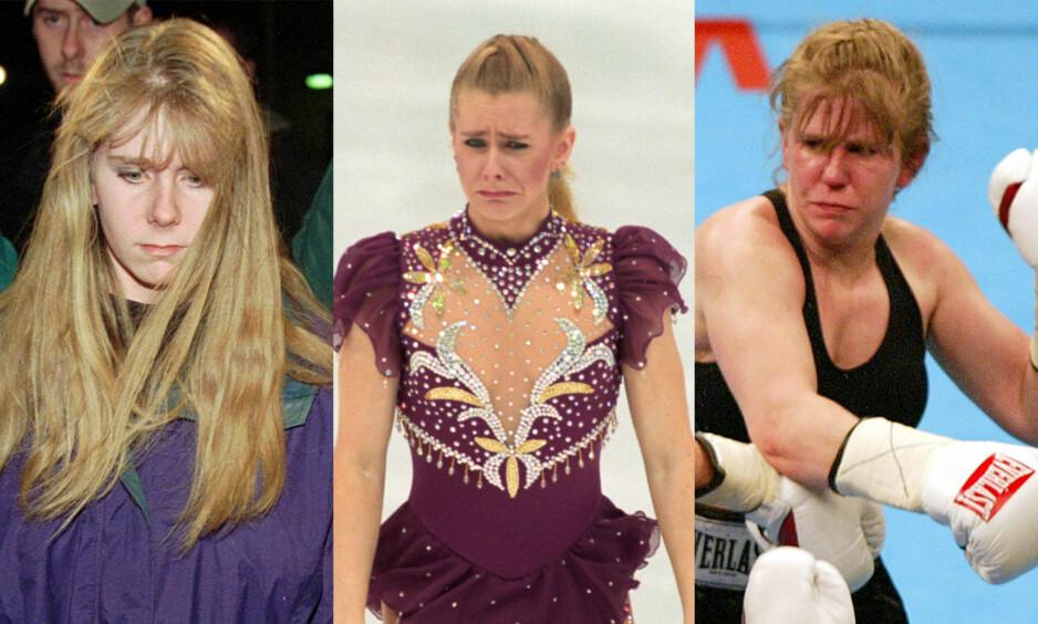 SNUDDE LIVET PÅ HODET: Tonya Harding var en fremadstormende ung kunstløper da Norge ble kjent med henne like før OL på Lillehammer i 1994. Etter at hun ble anklaget for å ha fått konkurrenten banket opp, gikk det rett vest for amerikaneren. Foto: NTB scanpix