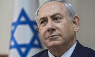 Israels statsminister Benjamin Netanyahu. Foto: Sebastian Scheiner / AP / NTB scanpix